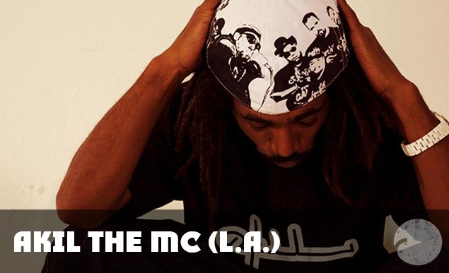 Akil The Mc (L.A)