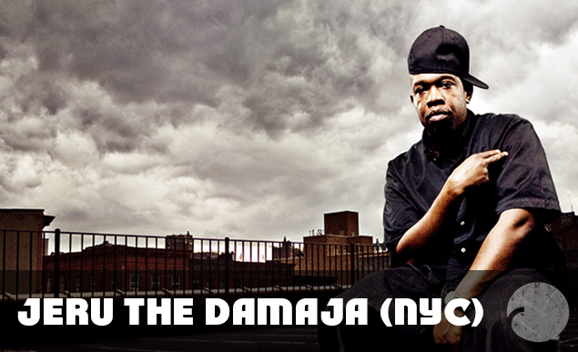 Jeru The Damaja (NYC)