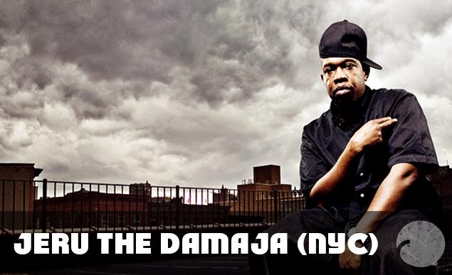 Jeru The Damaja (NYC)