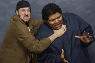R.A. THE RUGGED MAN w/ AFRO